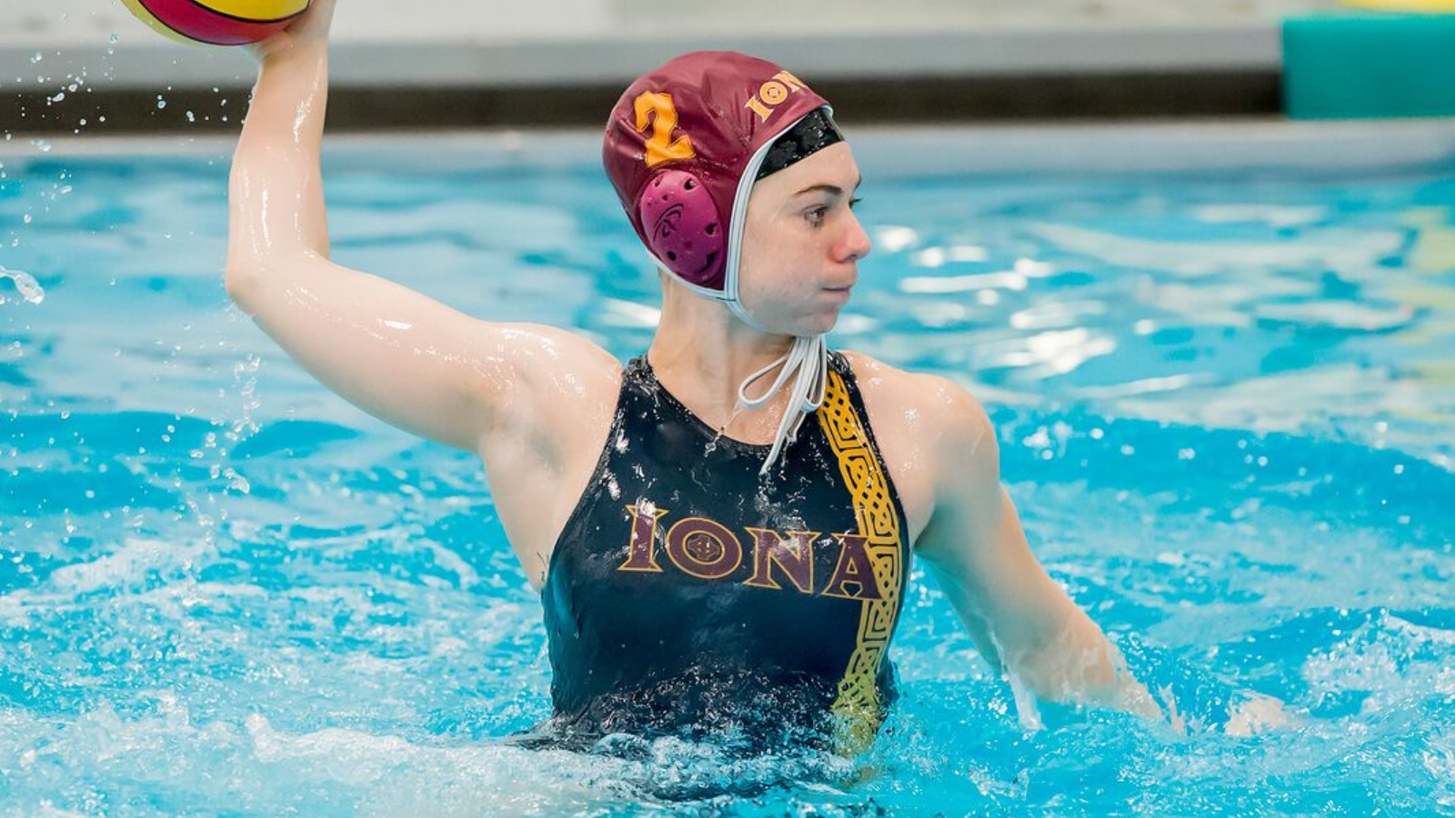 f60463a8c8e Women's Water Polo Picked Third In Preseason Poll - Iona College ...